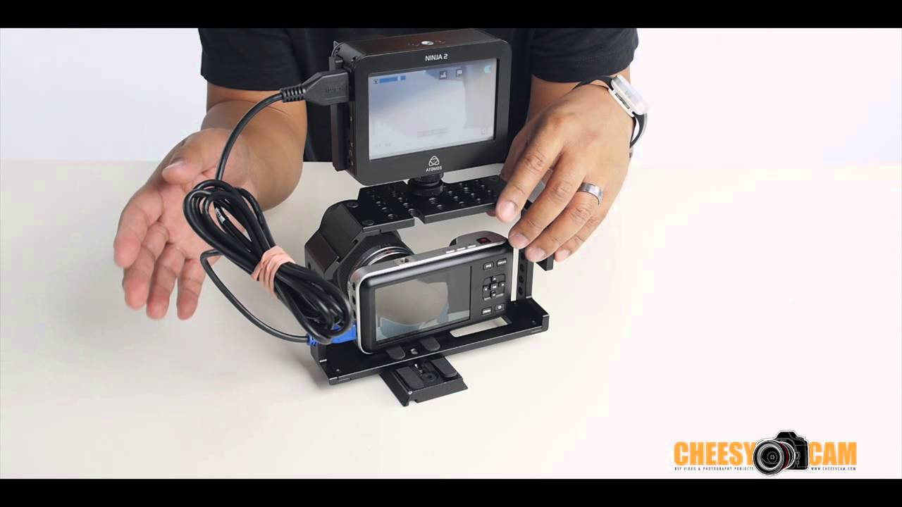 Blackmagic Design Pocket Cinema Camera A Few Quick Tips Youtube