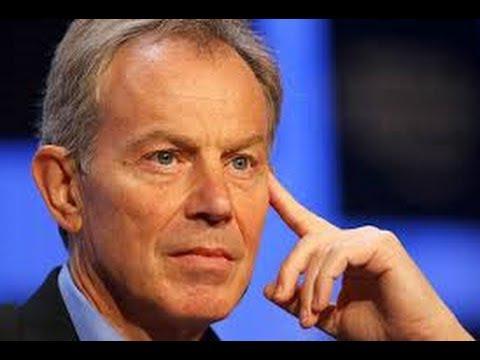 Tony Blair Phones Alex Belfield Radio Show With Career Advice