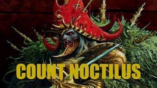 Warhammer Fantasy Lore: Count Noctilus (Nyklaus von Carstein)