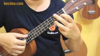 Học đàn Ukulele Bài 9 - Đệm hát Cây đàn sinh viên