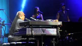 """""""Joy Inside My Tears"""" Stevie Wonder@Wells Fargo Center Philadelphia 11/16/14"""