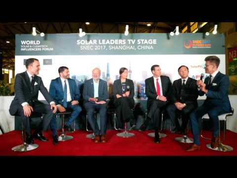 SOLAR FUTURE.TODAY Visionary Debate: Solar & Cleantech Revolution in Asia: Towards 100%!
