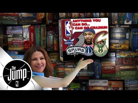 Rachel Nichols recaps a dramafilled day in the NBA  The Jump  ESPN