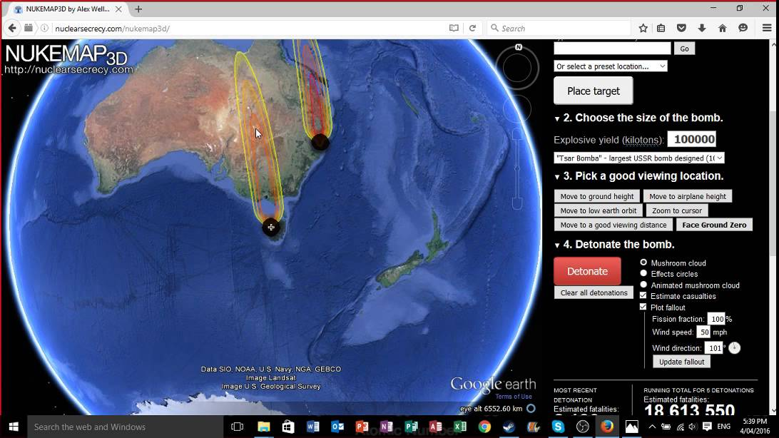 Nukemap 3d and stuffing around with friends youtube nukemap 3d and stuffing around with friends sciox Choice Image