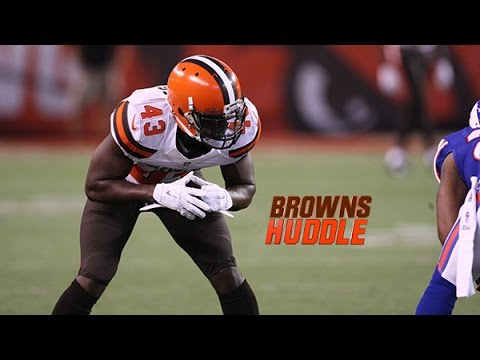 Browns Huddle: Gaines, Winston Return to Practice