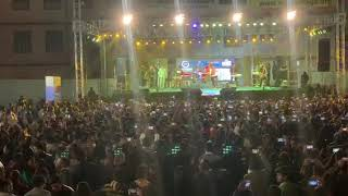 Live in concert with Jassi Gill and babbal Rai at Arya college Jaipur
