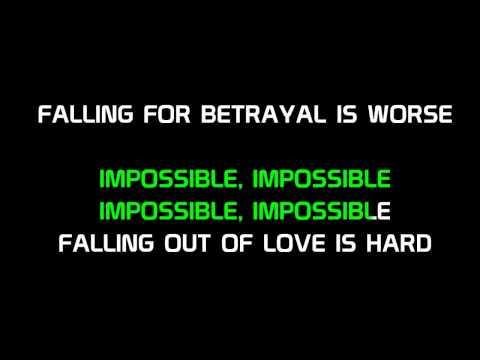 Impossible Karaoke