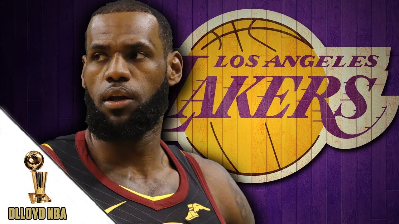 9a77a5d46621 LeBron James Opts Out Of Cavs Contract Becomes Free Agent!!! Will He Sign  With Lakers