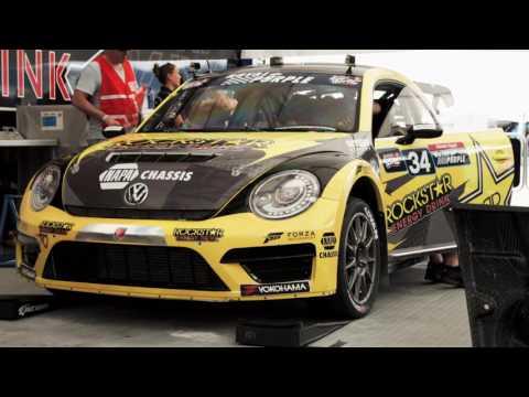 Volkswagen of America Motorsport Heritage in GRC