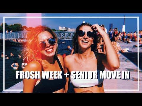 QUEENS UNIVERSITY | FROSH WEEK & SENIOR MOVE IN