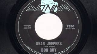 Bob Guy - Dear Jeepers & Letter From Jeepers  -  Zappa