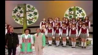 Hellberg-Duo, Fred Bertelmann & Westfälische Nachtigallen - Medley Wanderlieder 1975