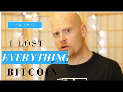 I LOST EVERYTHING IN CRYPTO...