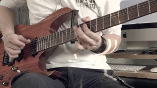 The Winery Dogs - Elevate - Guitar performance by Cesar Huesca