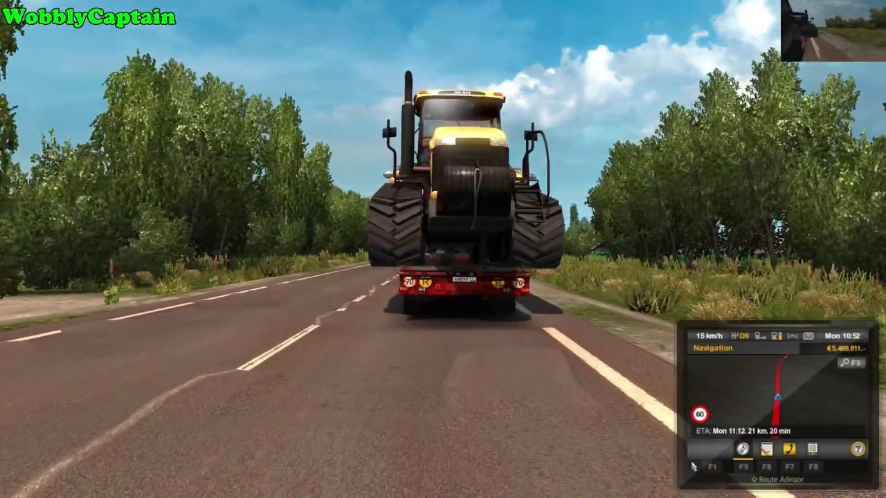 Steam Community :: Video :: ETS2 S R Baykal R4 Map V1 25 Will It