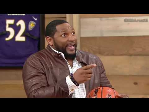 Area 21: Kevin Garnett and Ray Lewis Are Crazy to Play | NBA on TNT