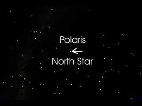 Ursa Major- The Big Dipper & Polaris