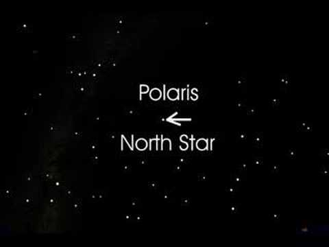 Ursa Major- The Big Dipper & Polaris