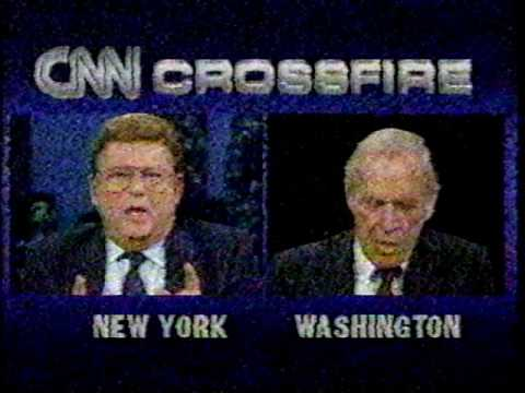 December 12, 1986 - 'Crossfire' Examines William Casey Controversy