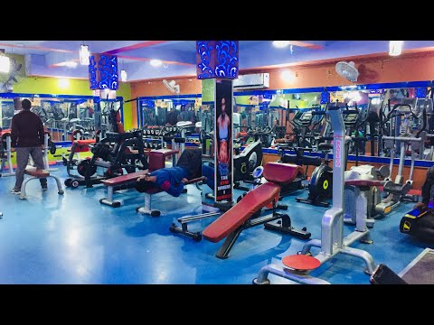 Apachee Health Club Morena's NO.1 GYM