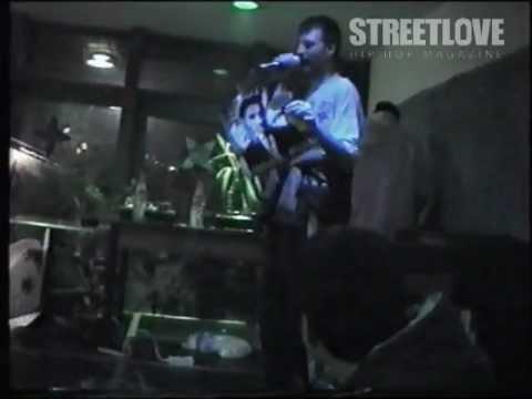 Hip Hop Jam Stuttgart 1997 (4/4) - Open Mic Session [Streetlove Magazine Archives]