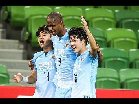 Melbourne Victory 1-3 Daegu FC (AFC Champions League 2019: Group Stage)