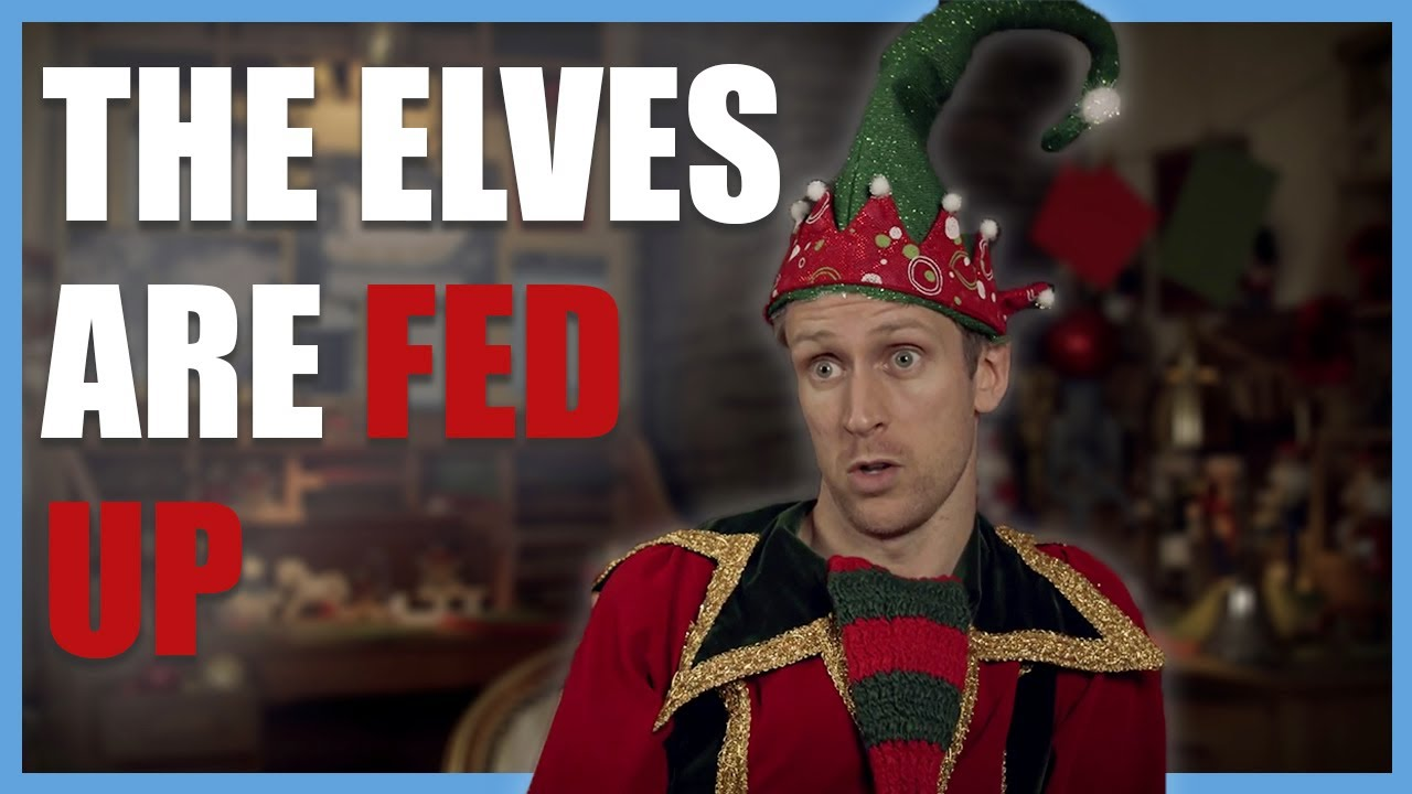 The Elves are Fed Up | Foil Arms and Hog