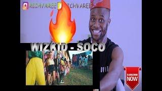 STARBOY- SOCO ft TERRI X CEEZA MILLI X WIZKID (Official Video) REACTION