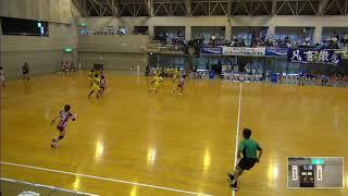 2019年IH ハンドボール 女子 1回戦 池田(徳島)VS 桜花学園(愛知)