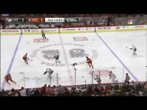 Pittsburgh Penguins vs. Philadelphia Flyers (April 5) 2015