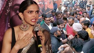 Deepika Padukone 39 s ANGRY STRONG Reaction On Sanjay