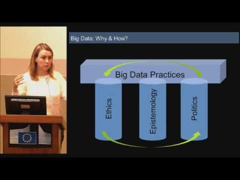 Judith Simon - DataBust: Dissecting Big Data Practices and Imaginaries