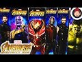 Avengers: Infinity War Titan Hero Series - Hulkbuster Star-Lord Thanos Hulk Iron Man Thor
