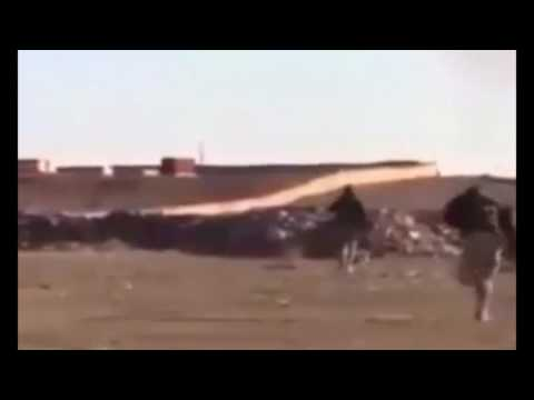 US Jets Strike Assad Military Convoy In Southern Syria