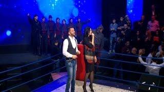 The Ring - حرب النجوم - حلقة بريجيت ياغي و حسام جنيد