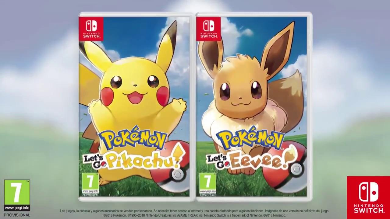 Pokemon Let S Go Pikachu Let S Go Eevee Mega Kangaskhan Y