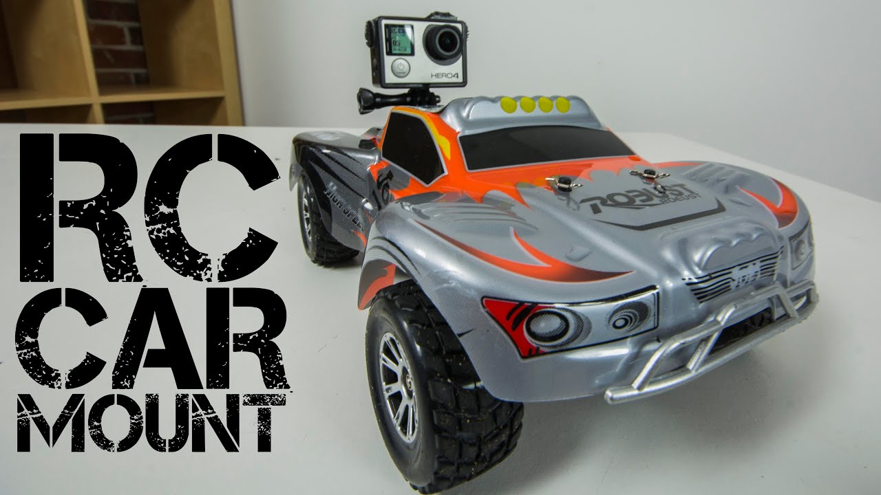 RC Car GoPro Mount