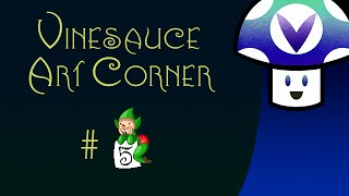 [Vinebooru] Vinny - Vinesauce Art Corner (part 5)