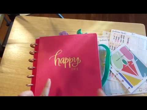 Plan With Me Design Group: Personal Planner Living Well Stickers