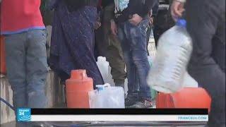 حلب تعاني نقصا في المياه الصالحة للشرب
