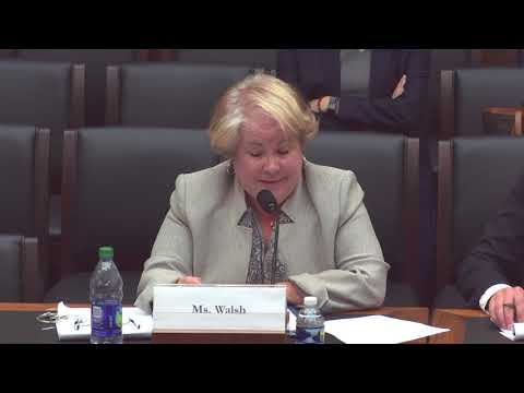Ms. Kathleen Walsh, Associate Professor of National Security Affairs, Naval War College, Testimony