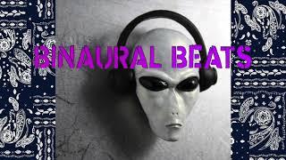 Psilocibine Tripy Encounter Booster Warning Binaural Beats