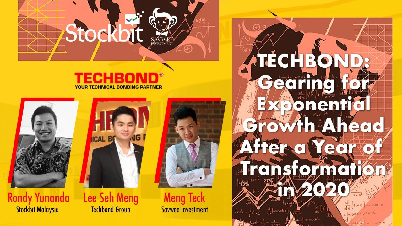 Techbond: Gearing For Exponential Growth Ahead After a Year of Transformation in 2020 [Full Video]