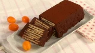 Rezept: Kalter Hund -- Schokokuchen Mit Butterkeksen Zum Selber Machen