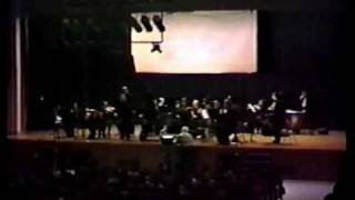 Haydn Trumpet Concerto, Richard Garrick, Trumpet