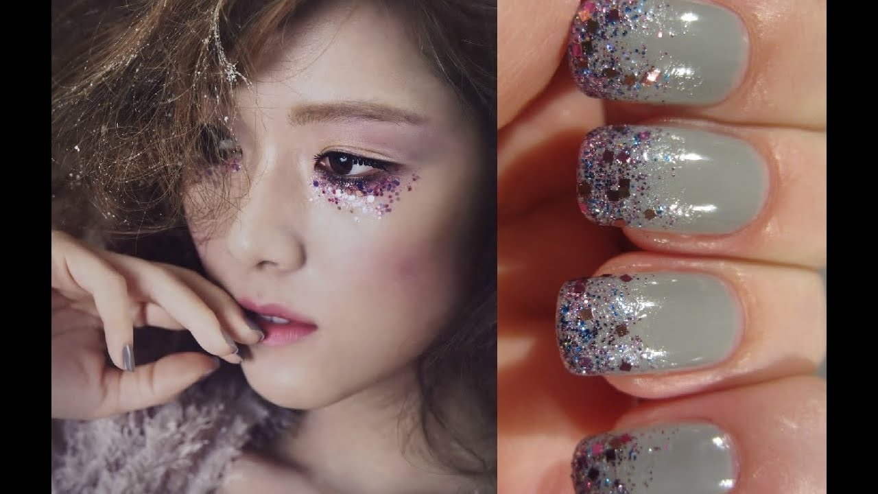 Girls Generations Jessica Inspired Nails