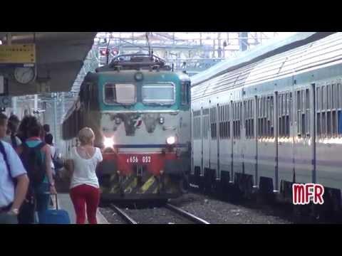 6 CAIMANI, 3 TARTARUGHE e...1 TIGRE! - Mix di treni a lunga percorrenza a PISA C.LE.