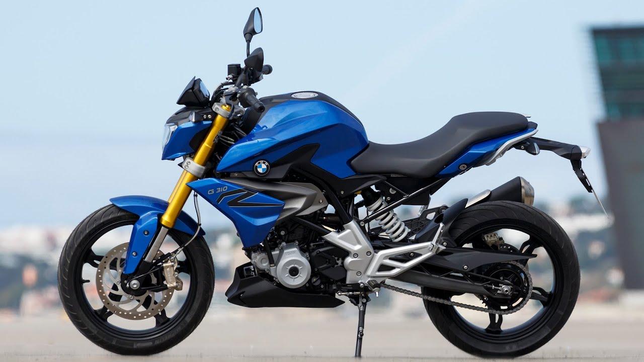 BMW 310r мотоцикл #10