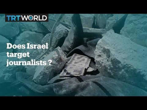 Did Israel target the Anadolu Agency office in Gaza?