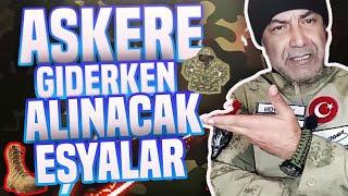 Download lagu ASKERE GİDERKEN NE ALMALIYIM? Mehmet Tv Komando